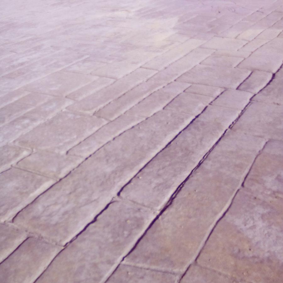 Tecnopav pavimenti per esterni in cemento stampato in provincia di messina - Pavimento da esterno carrabile ...